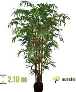 bambu artificial 2 metros