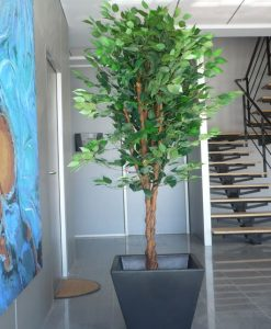 arbol artificial banyan